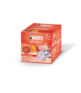 Capsules Bialetti Thé Orange x 12