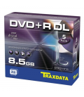 Double Layer DVD Raccordable DVD+R DL